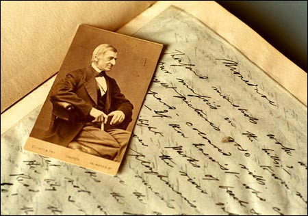 ralph waldo emerson essay education summary