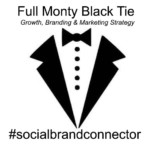 Social Brand Connector The Full Monty Black Tie CMO Services